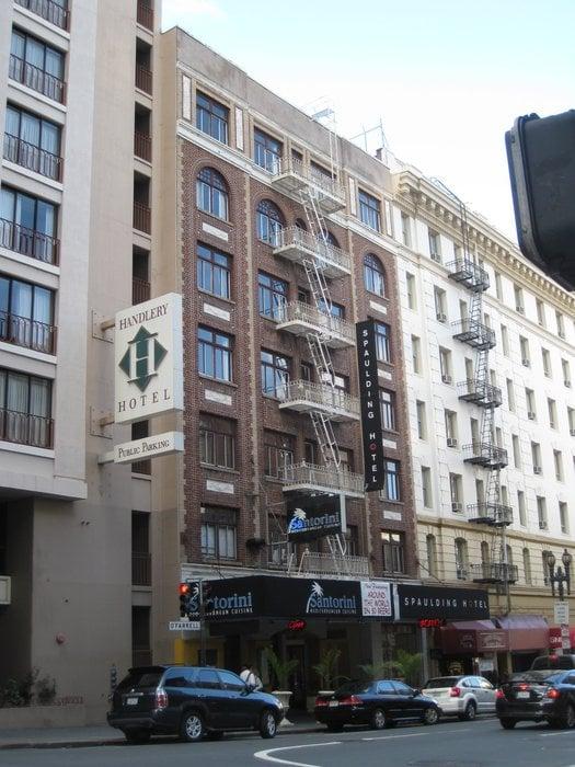 Spaulding Hotel San Francisco