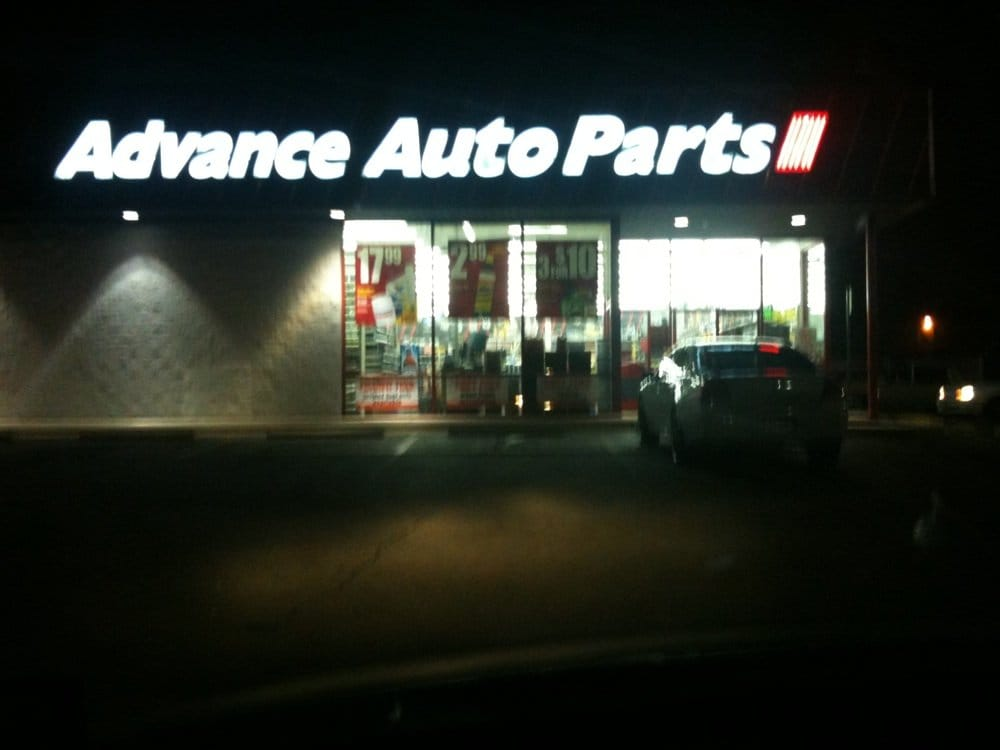 Advance Auto Parts Auto Parts Supplies 1600 Fort Hood St