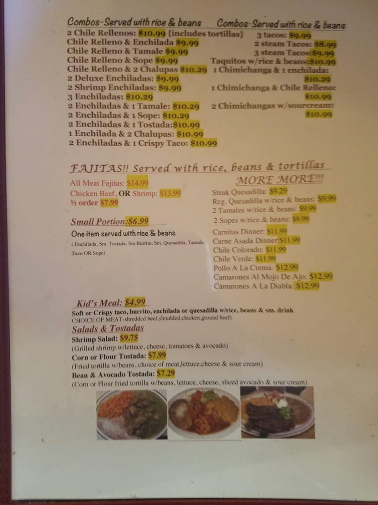 Nacho's Restaurant: 204 W 12th St, Alturas, CA