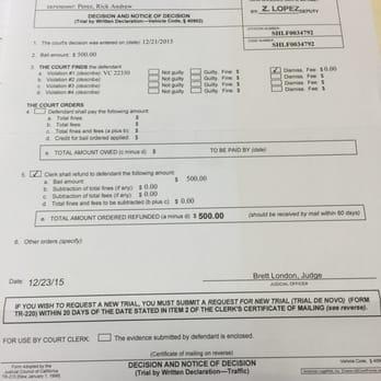 TicketBust - 14 Photos & 355 Reviews - Legal Services - 5716 Corsa