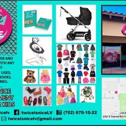 Twice Is Nice Baby Gear Furniture 2301 E Sunset Rd Southeast