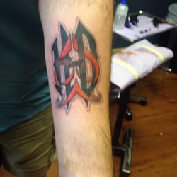 Photo Of Gypsy Moon Tattoo Columbia Sc United States Harley Davidson Tattoo
