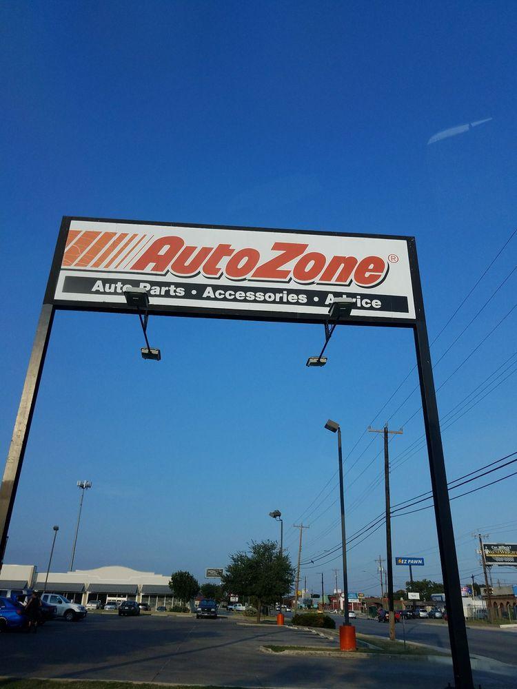 Autozone Auto Parts Amp Supplies 373 Valley Hi Dr San
