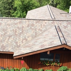 Photo Of Rain Proof Roofing   Anchorage, AK, United States. Malarkey  Windsor Natural