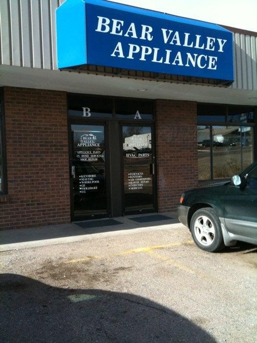 Bear Valley Appliance Appliances Amp Repair 3431 S