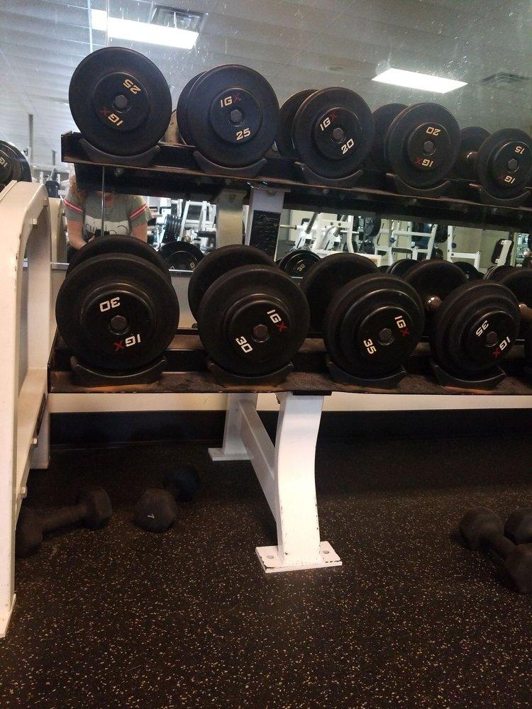 Eagle Fitness: 913 W Liberty Dr, Liberty, MO
