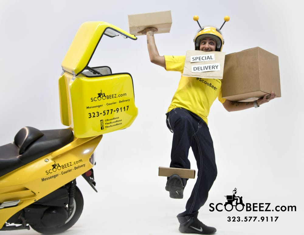Scoobeez If It Fits We Ll Take It Same Day Messenger