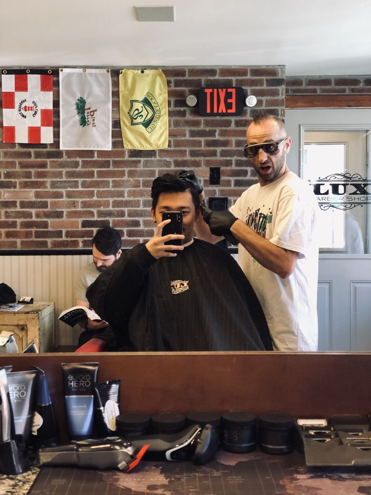 Lux Barber Shop: 159 Cherry St, Burlington, VT