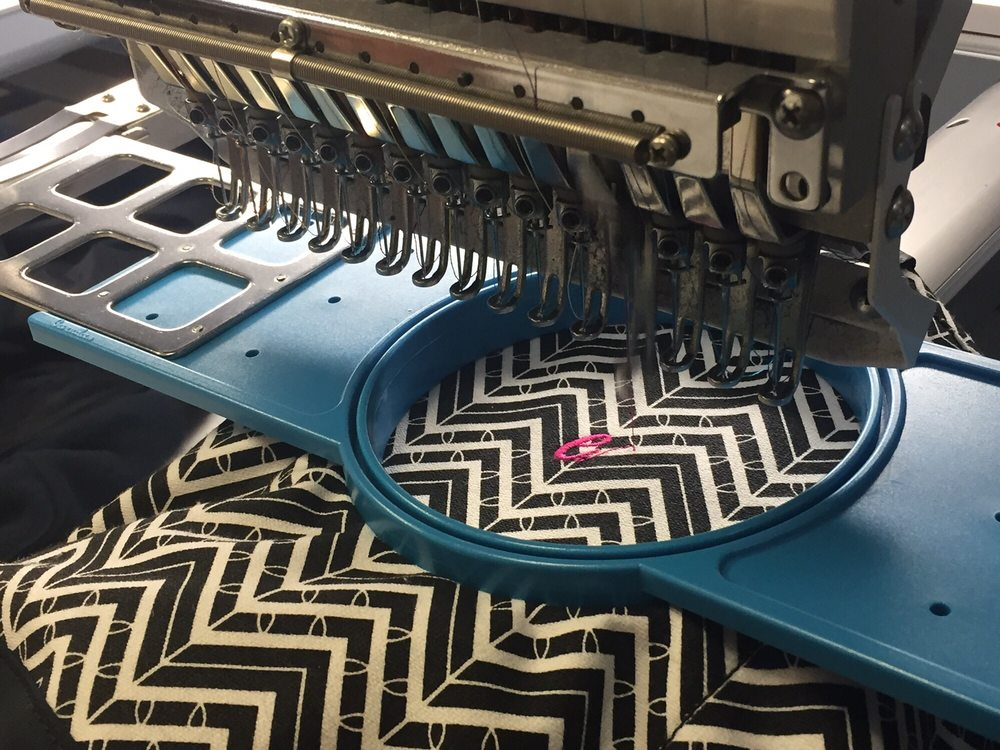 Sew What Embroidery & Monogramming: Wantagh, NY