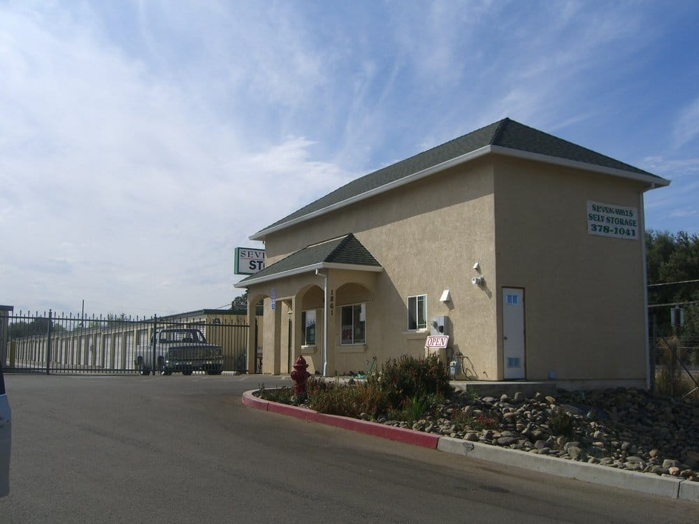 Seven Hills Self Storage 2906 Innsbruck Dr Redding Ca Phone Number Yelp