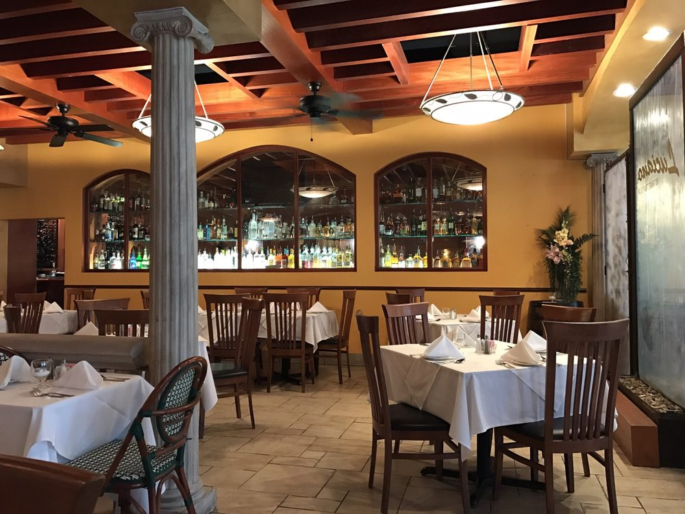 Luciano ristorante italiano on the river 140 foto e 173 for Sito cucina italiana