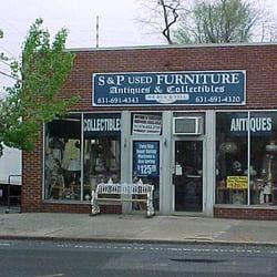 S P Used Furniture Antiqu Rios 14 W Oak St Amityville Ny Estados Unidos N Mero De