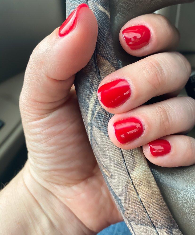 Shellac Nails and Spa: 240 Elizabeth St, Elizabeth, CO