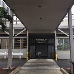 Kuakini Medical Center Hale Pulama Mau Building Skilled Nursing