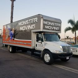 Photo Of Monster Moving Huntington Beach Ca United States New Wrap