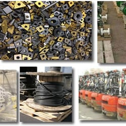 Scrap Metal Services - Recycling Center - 1010 Stoneham St