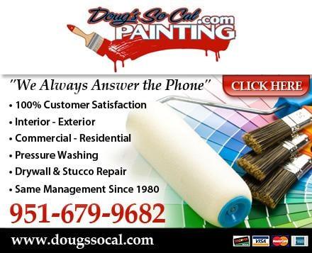 Doug's So Cal Painting