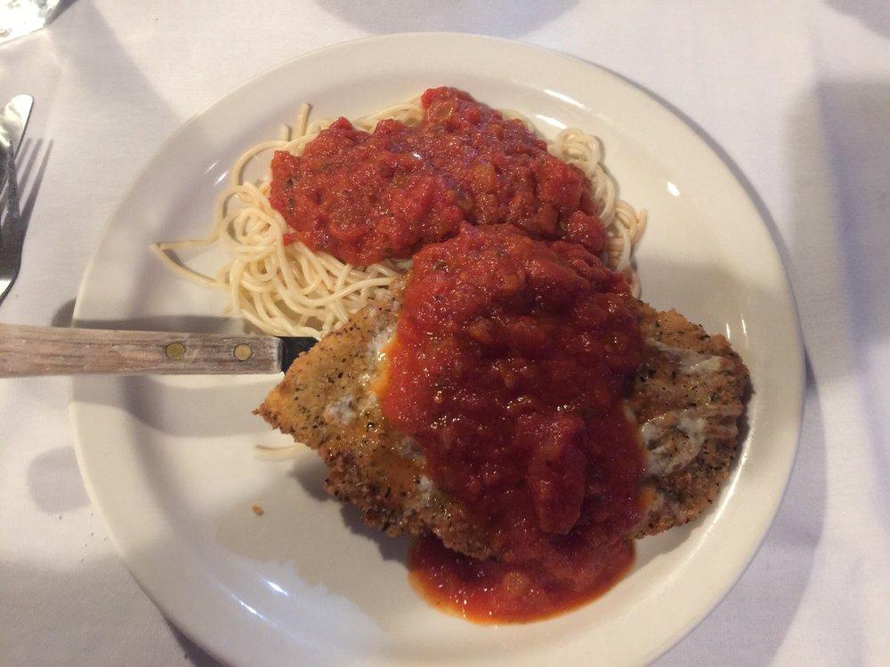 Giuseppe's Italian Dining: 203 W Main St, Marlow, OK