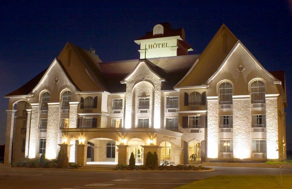 Hotel St-martin Bromont