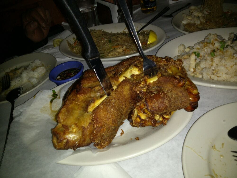 Crispy pata yelp for Asian cuisine chicago