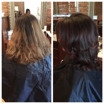 Chandelier Beauty Lounge Salon - 107 Photos & 59 Reviews - Hair ...