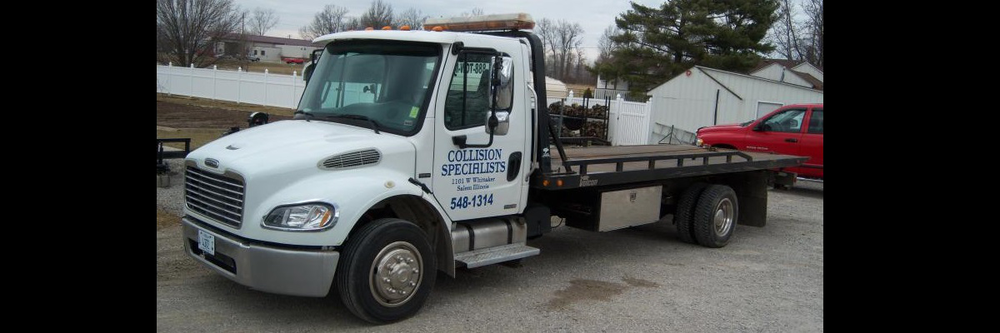 Towing business in Salem, IL