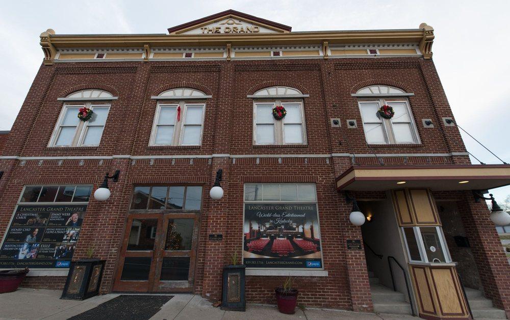 Lancaster Grand Theatre: 117 Lexington St, Lancaster, KY