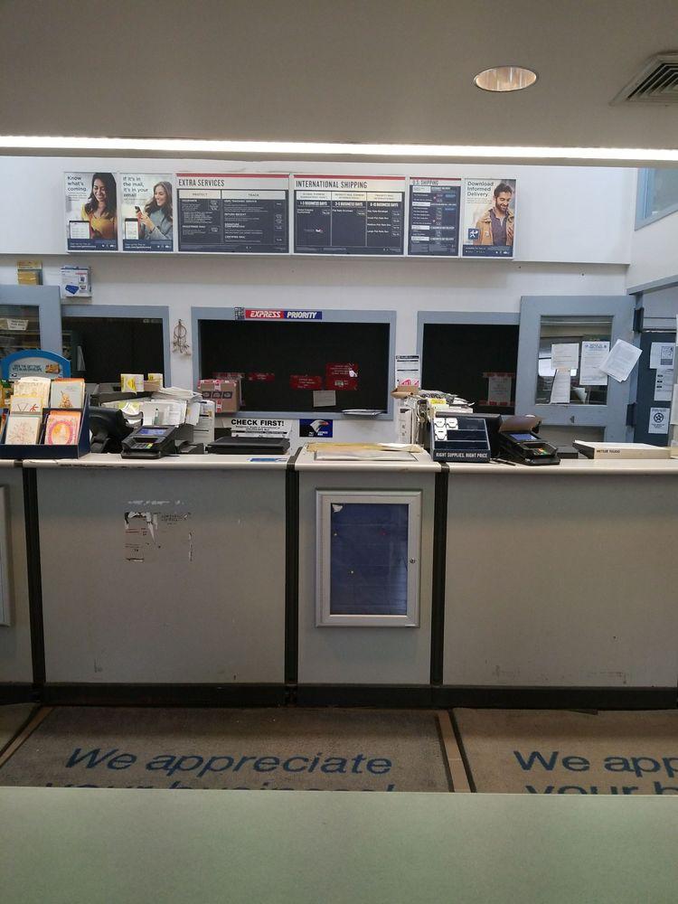 US Post Office: 107 N Greeley Ave, Chappaqua, NY