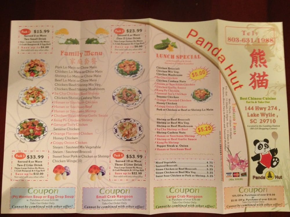 Chinese Restaurants In Lake Wylie Sc