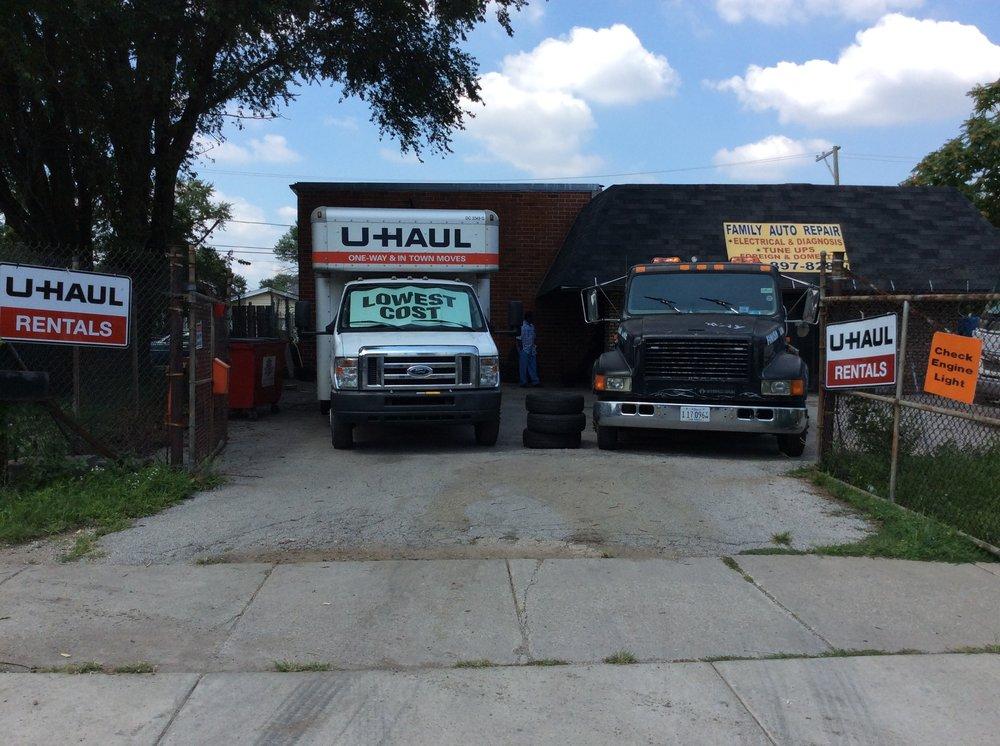U-Haul Neighborhood Dealer - Truck Rental - 12326 S Halsted St, West