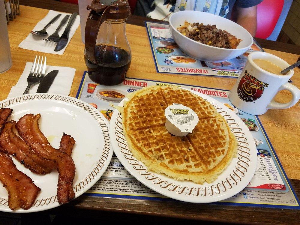 Waffle House: 1066 US Hwy 301 S, Baldwin, FL