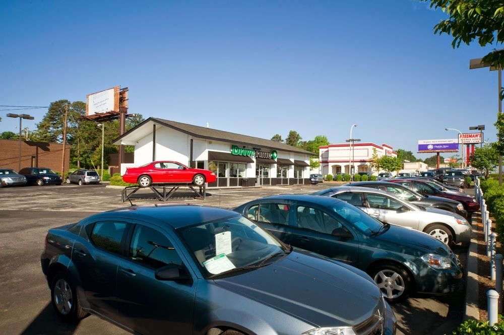 Car Lots In Charlotte Nc: DriveTime Used Cars [CLOSED]