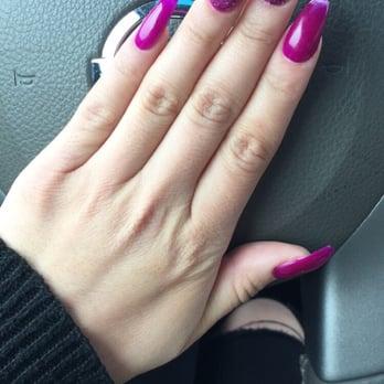 Mani Pedis Rich Z Nails Spa Groupon