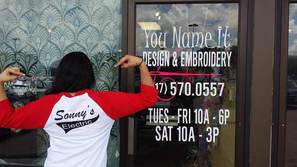 You Name It Design & Embroidery