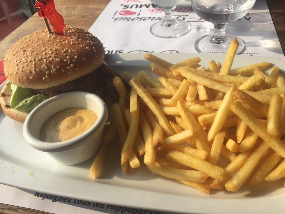 hippopotamus burger zone commerciale auchan noyelles godault pas de calais restaurant. Black Bedroom Furniture Sets. Home Design Ideas