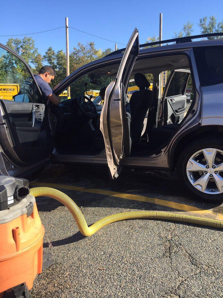 Car Wash Near Lexington Ma