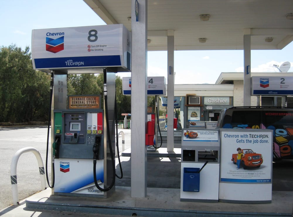 Furnace Creek Chevron Station - 12 Reviews - Gas Stations - Hwy 190 on