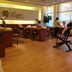 Luxi nail spa ii 22 photos 56 reviews day spas for Aaina beauty salon somerset nj