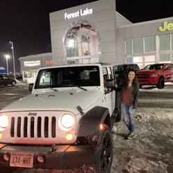 Jeep Dealers Mn >> Forest Lake Chrysler Dodge Jeep Ram 2019 All You Need To