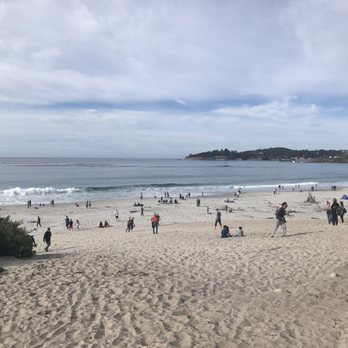Photo Of Carmel Beach By The Sea Ca United