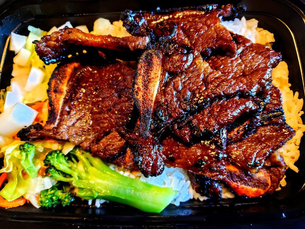 Koba grill: 12286 SW Scholls Ferry Rd, Tigard, OR