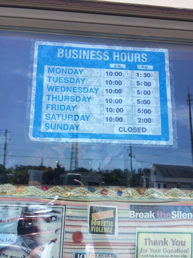 Hotline's Thrift Shop: 47170 Nc Hwy 12, Buxton, NC