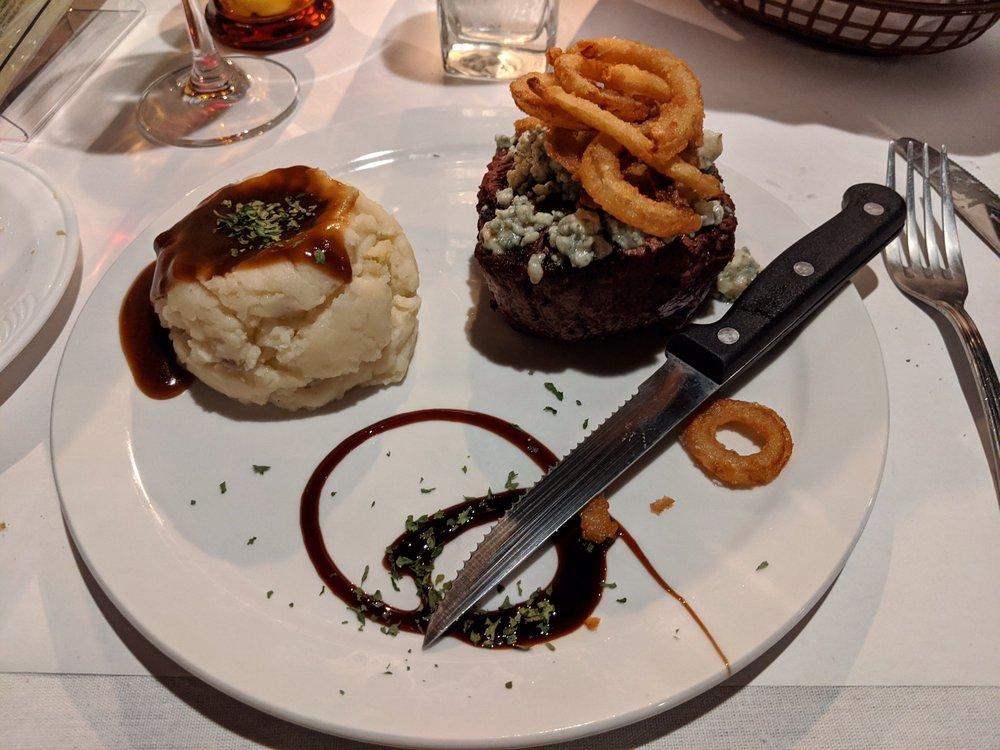 Lassen Steakhouse Bar & Grill: 4945 Hwy 99E, Vina, CA