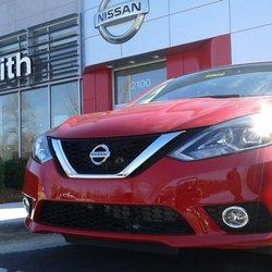 Leith Nissan - Service - Auto Repair - 2100 Autopark Blvd, Apex, NC ...