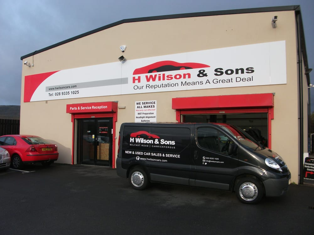Car Dealers Carrickfergus