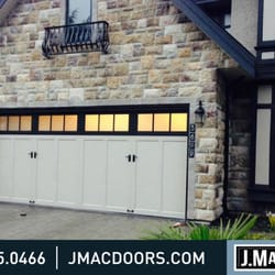 Photo Of J Mac Garage Doors Repair Installation Vancouver Bc
