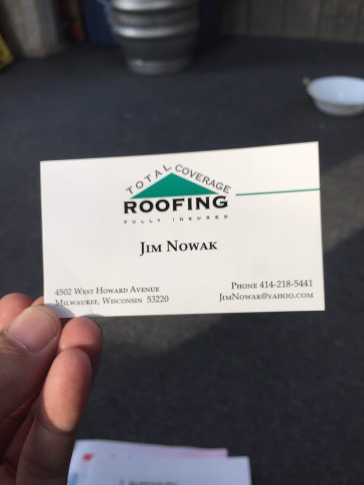 Total Coverage Roofing