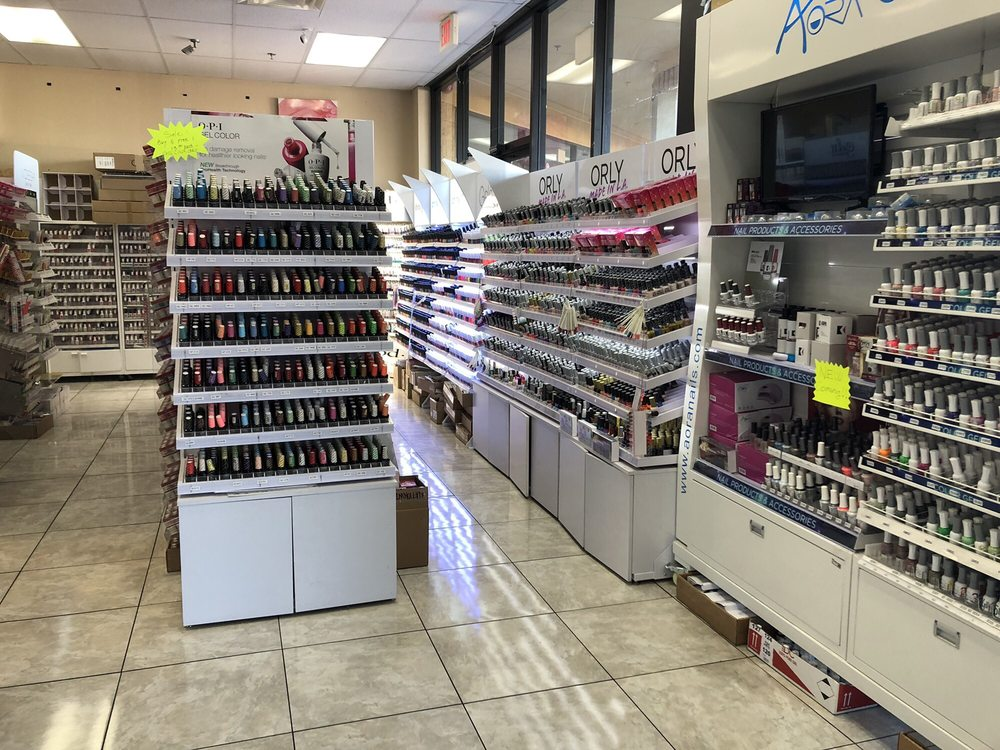 Nationwide Nail Supply: 7549 W Cactus Rd, Peoria, AZ
