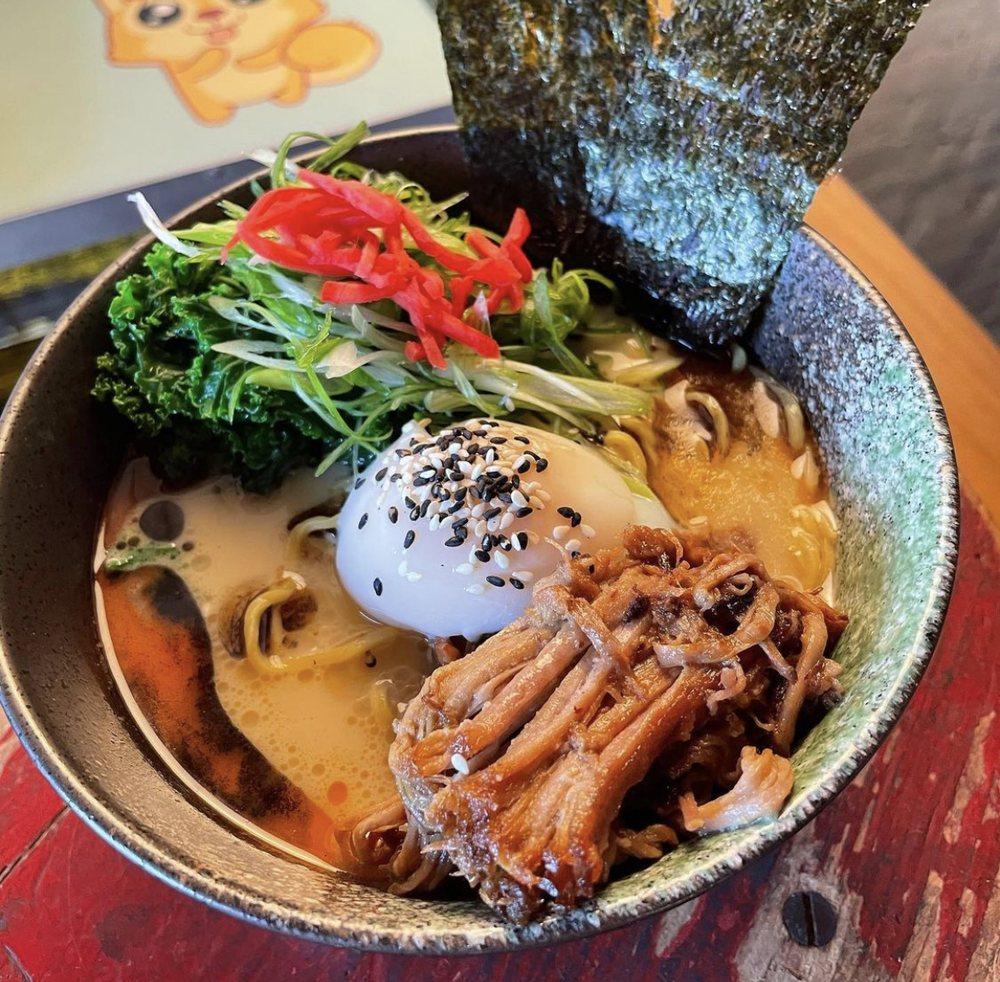 Food from Toki Underground
