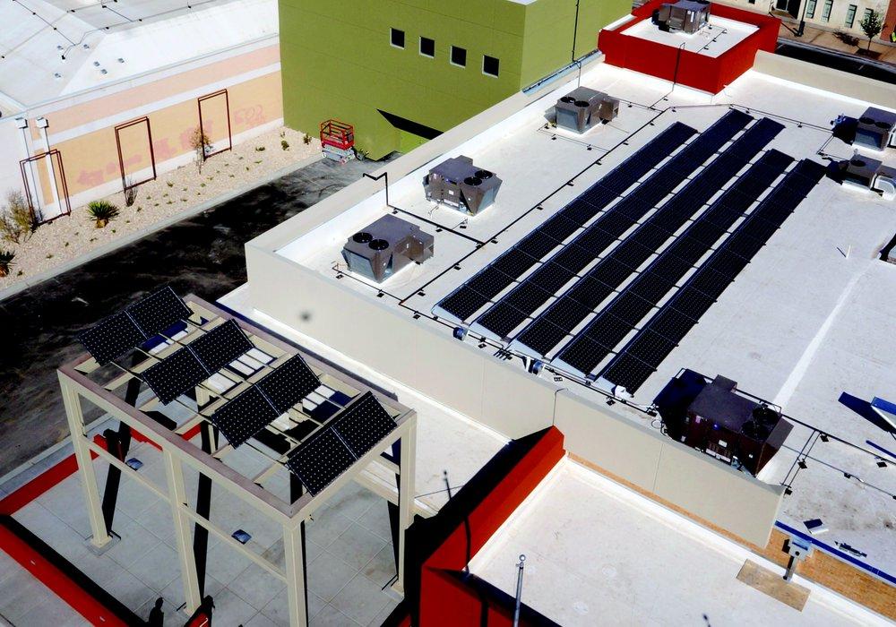 Positive Energy Solar - Commercial Solar